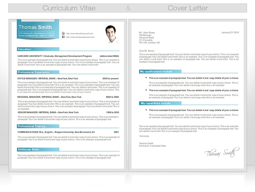 Cv Template Cvspecial Flickr