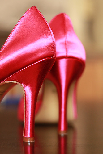 Hot Pink Shoes For Womens