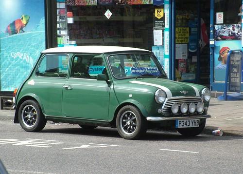 Mini Cooper Interior >> Rover Mini Cooper 35 | 1996 Rover Mini Cooper 35 Production … | Flickr