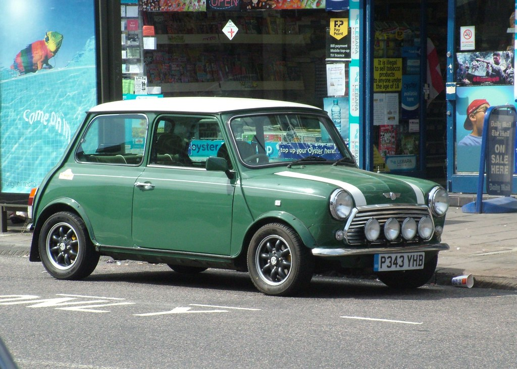 New Mini Cooper >> Rover Mini Cooper 35 | 1996 Rover Mini Cooper 35 Production … | Flickr