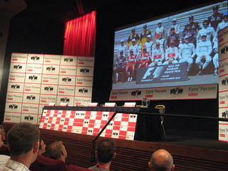 F1 FOTA Fan Forum by Santander | by RachelC