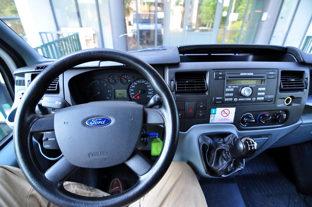 Image Result For Ford Transit Dash