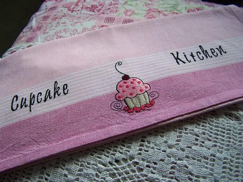 Kitchen Tea Cupcake Decorations
