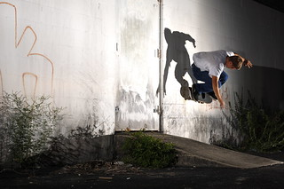 Mat Call Backside Wallride | by dominant left eye