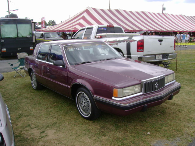 1990 chrysler new yorker salon the new yorker salon was