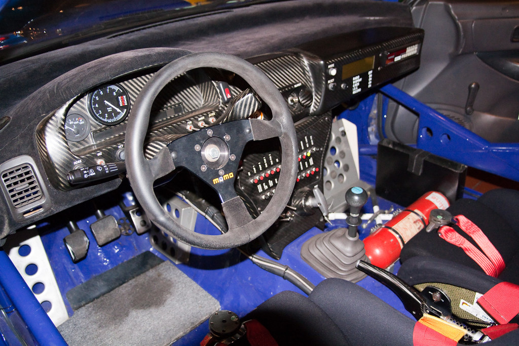 wrc impreza interior colin mcrae nicky grist subaru impr mattbeee flickr. Black Bedroom Furniture Sets. Home Design Ideas