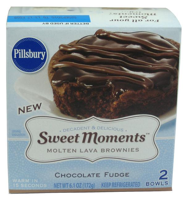 Pillsbury Chocolate Lava Cake Recipe