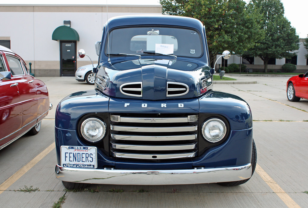 1950 ford f 1 half ton pickup truck 1 of 12 photographed flickr. Black Bedroom Furniture Sets. Home Design Ideas