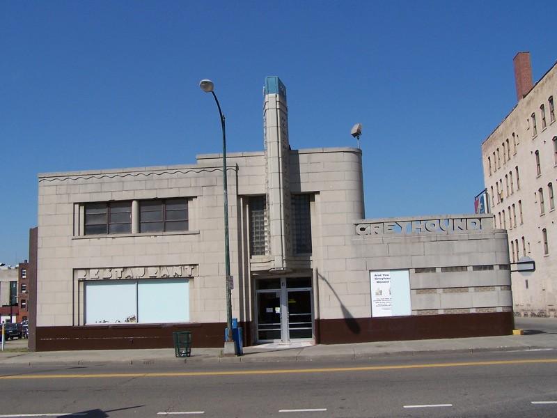 Grey Hound Station Long Beach
