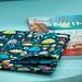 Diaper clutch/Artsy clutch