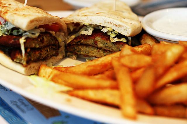 Best Falafel Restaurant Nyc