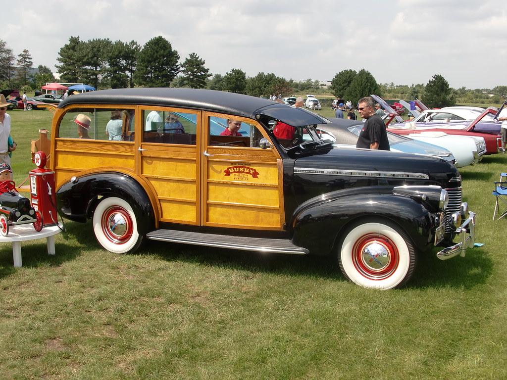 Burr Ridge Car Show