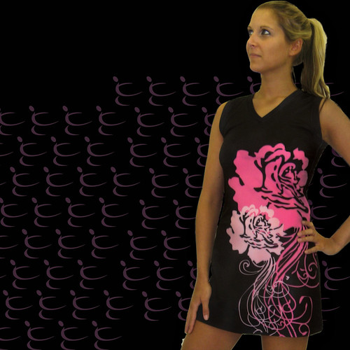 sublimated netball dress | by Team-Colours