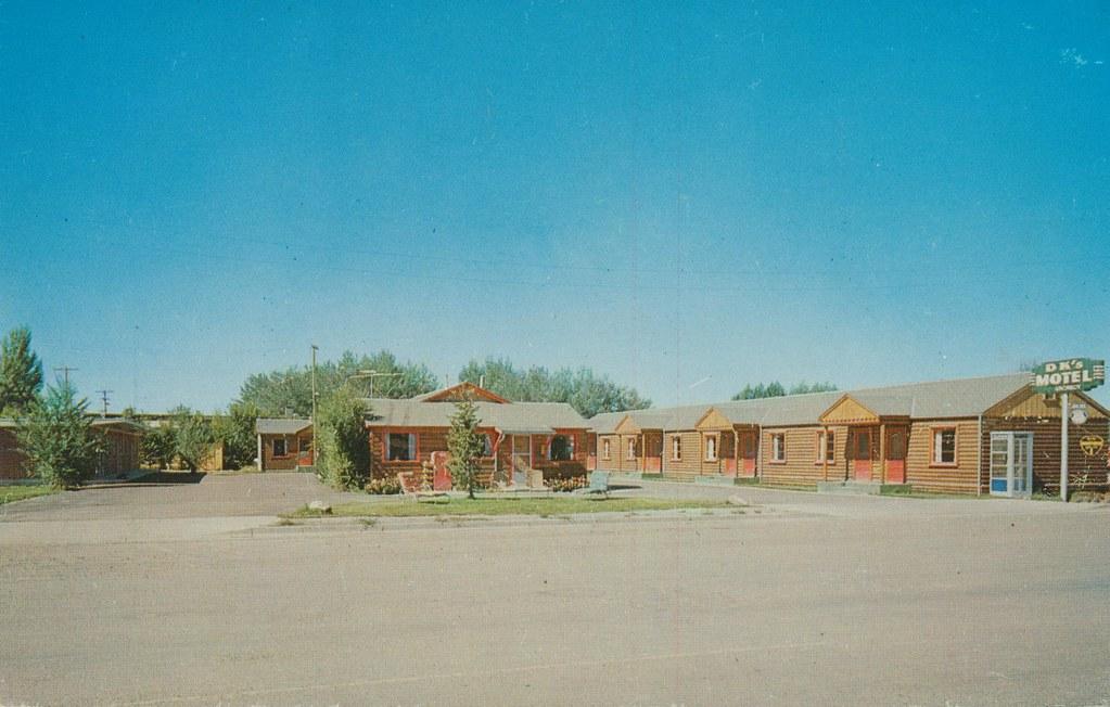 D K Motel - Arco, Idaho