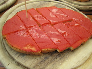 Tomato Bruchette | by veganbackpacker