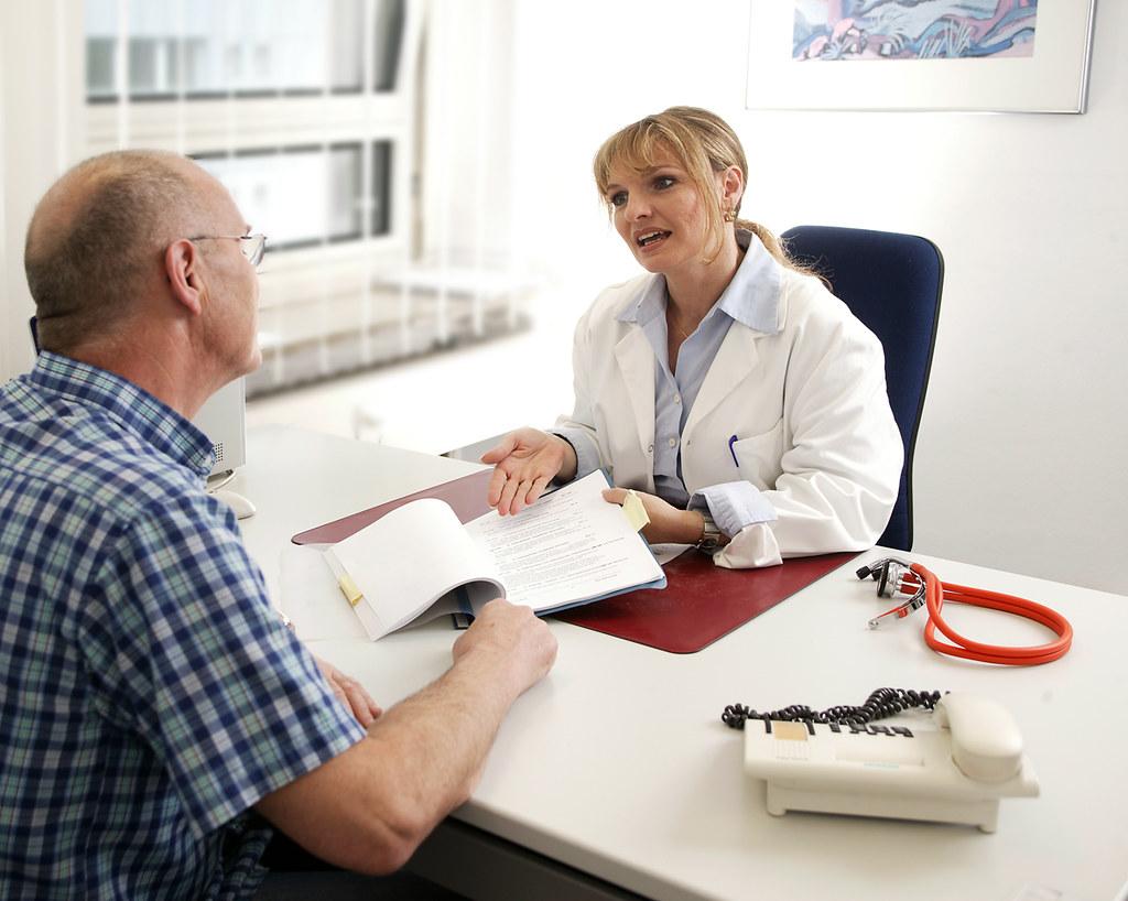 Feucht Beim Arzt