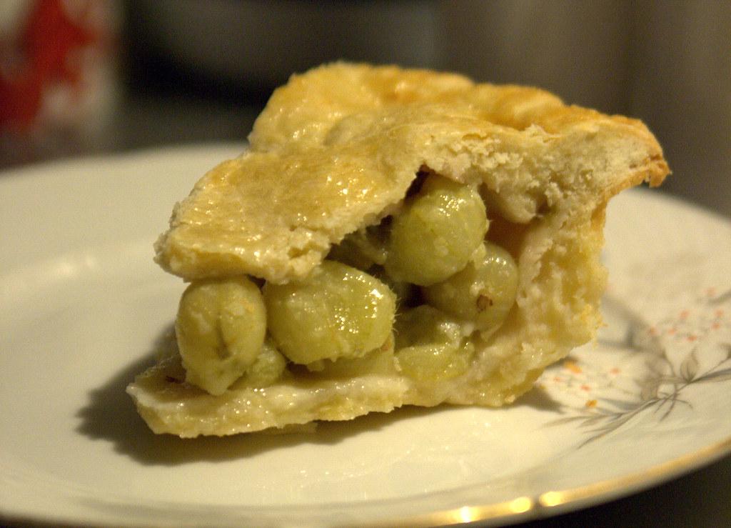 Gooseberry Pie Mitchenall Flickr