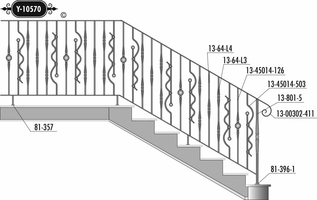 Contemporary contemporary staircase design concept for Architectural metal concepts nj