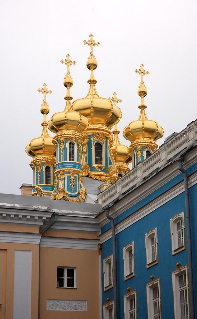 Tsarskoe Selo (Pushkin) ,Saint Petersburg,Russia ...