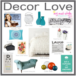 Decor Love august 2010 | by Jessie {Creating Happy}