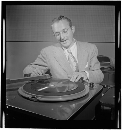 [Portrait of Tommy Dorsey, WMCA, New York, N.Y., ca. Oct. 1947] (LOC) | by The Library of Congress