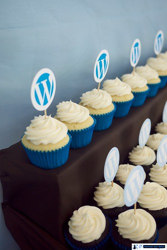 Clever cupcakes  @ wordcampmontreal | by Montreal Tech Watch