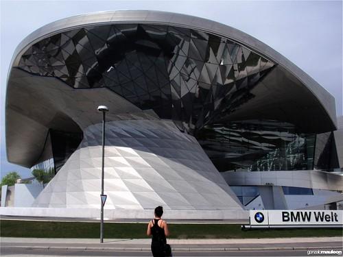 bmw welt coop himmelblau olympiapark m nchen m nich 2 flickr. Black Bedroom Furniture Sets. Home Design Ideas