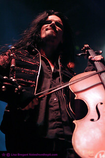 Apocalyptica Perttu Kivilaakso 17 | by Notes From The Pit