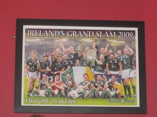 A very irish pub