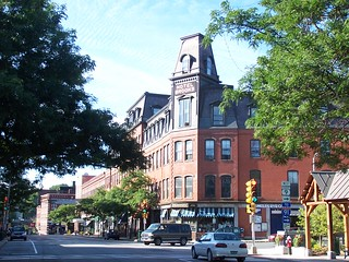 Beautiful Downtown Brattleboro, Vermont | by J. Stephen Conn