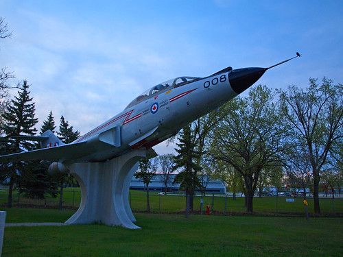 CF-101 Voodoo & Friend | by Concorde Nick