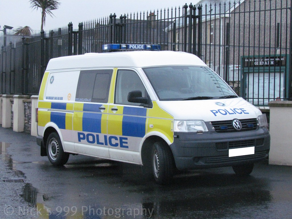 psni volkswagen transporter van seen in glenarm nick. Black Bedroom Furniture Sets. Home Design Ideas