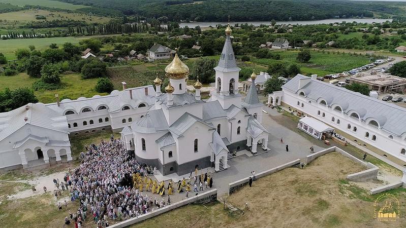 Праздник на родине святителя Иоанна Шанхайского. 2 июля 2017г.