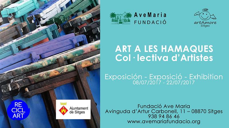 Art a les Hamaques - Fundació Ave Maria