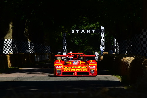 Ferrari 333SP, Goodwood Festival of Speed 2017