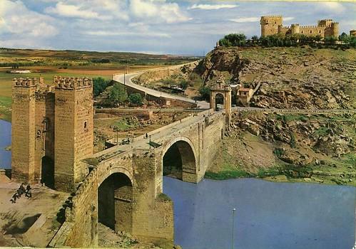 Castillo de San Servando en los años 60  Comentada en mi ...