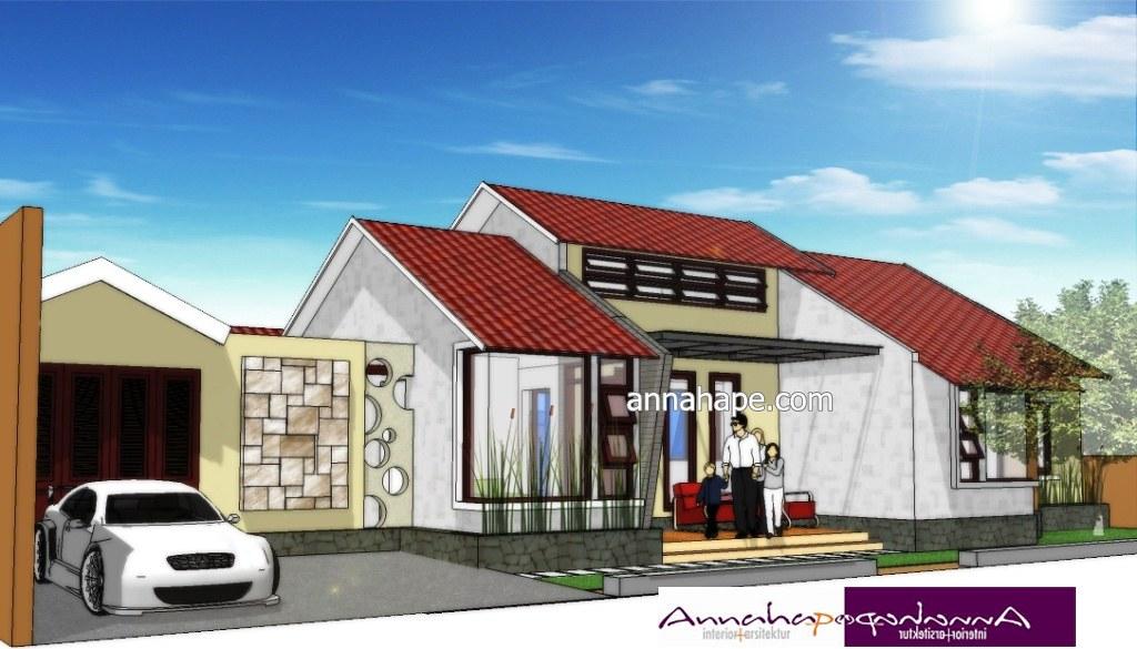 ... Gambar Rumah Memanjang/Melebar yang Asri | by Gambar Desain Rumah Minimalis Tropis Etnik Modern & Gambar Rumah Memanjang/Melebar yang Asri | Design by Annahap\u2026 | Flickr
