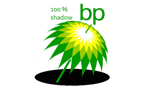 bp logo black and white - photo #43