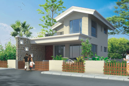 Teak County, Bungalows - Twin Bungalows - Villas - Row Hou ...