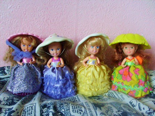 Tonka Cupcake Dolls | by Miss_Leonie