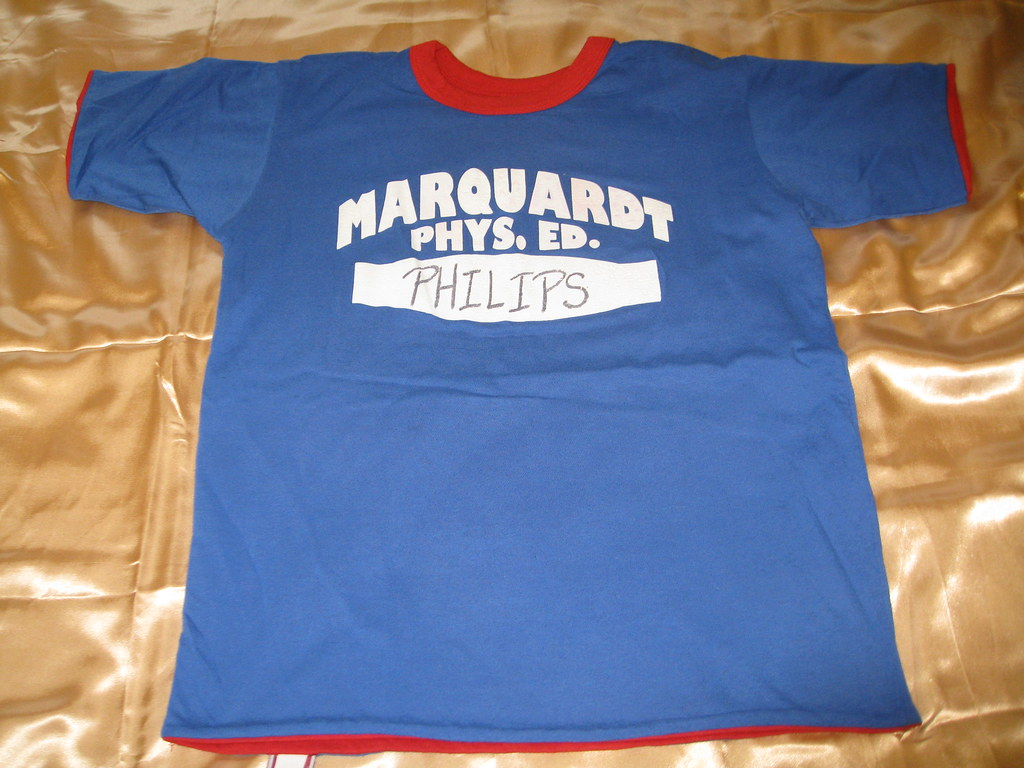 Marquardt Middle School-Shirt-Glendale HeightsIL | Gym Clothes | Flickr