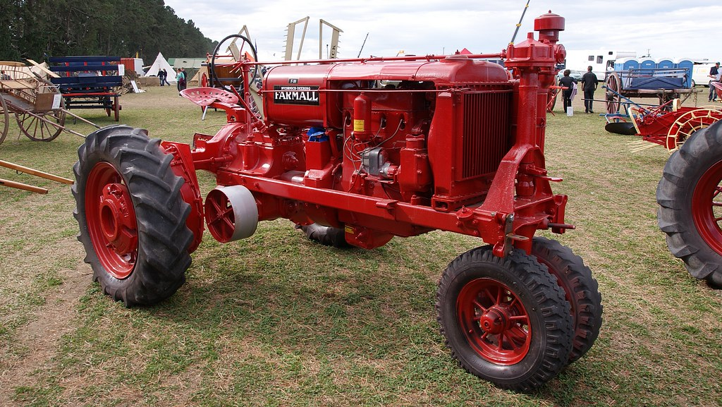 Farmall F 30 : Mccormick deering farmall f tractor production years