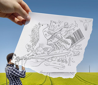 Pencil Vs Camera - 30 | by Ben Heine