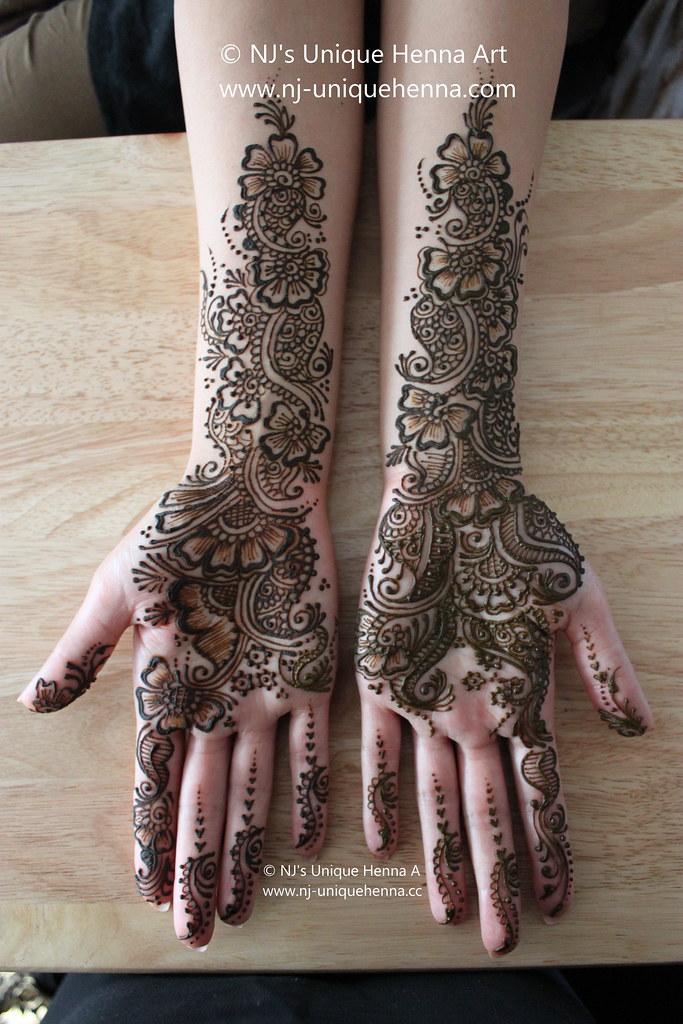 Bridal Mehndi Rates Nj : Shaista s bridal henna nj unique art flickr