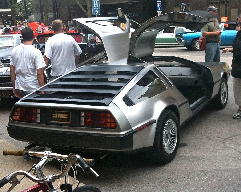 Ann Arbor Car Show