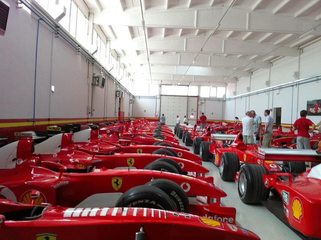 Corsa clienti the amazing warehouse of the ferrari corsa for Euro motors harrisburg pa