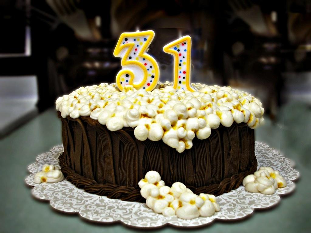 Поздравление с 31 днём рождения 48