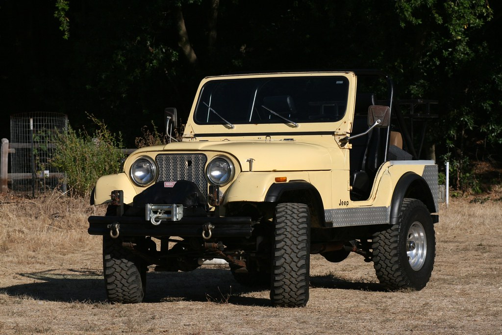 1980 Jeep Cj5 | This Jeep is for sale, details here sfbay ...