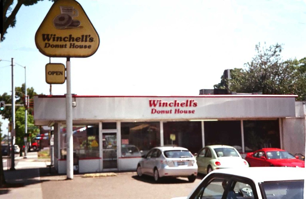 Image result for pictures of winchells donut house