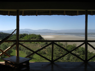 Sunbird Lodge, Lake Elementaita | by oledoe